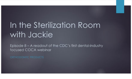 What Orthodontic Practices Should Take Away from the CDC's COCA Webinar
