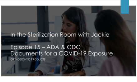 ADA & CDC Documents for a COVID-19 Exposure