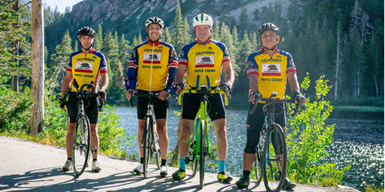 California Orthodontist Bikes Coast to Coast to Give Smiles to Kids in Need