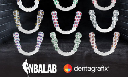 Dentagrafix Launches NBA Themed Thermoformable Plastic Sheets for Retainers and Aligners