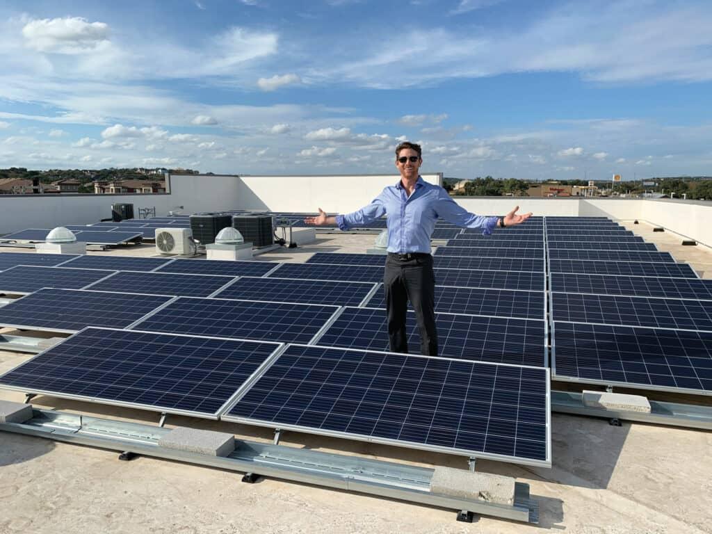 robert tito norris solar panels