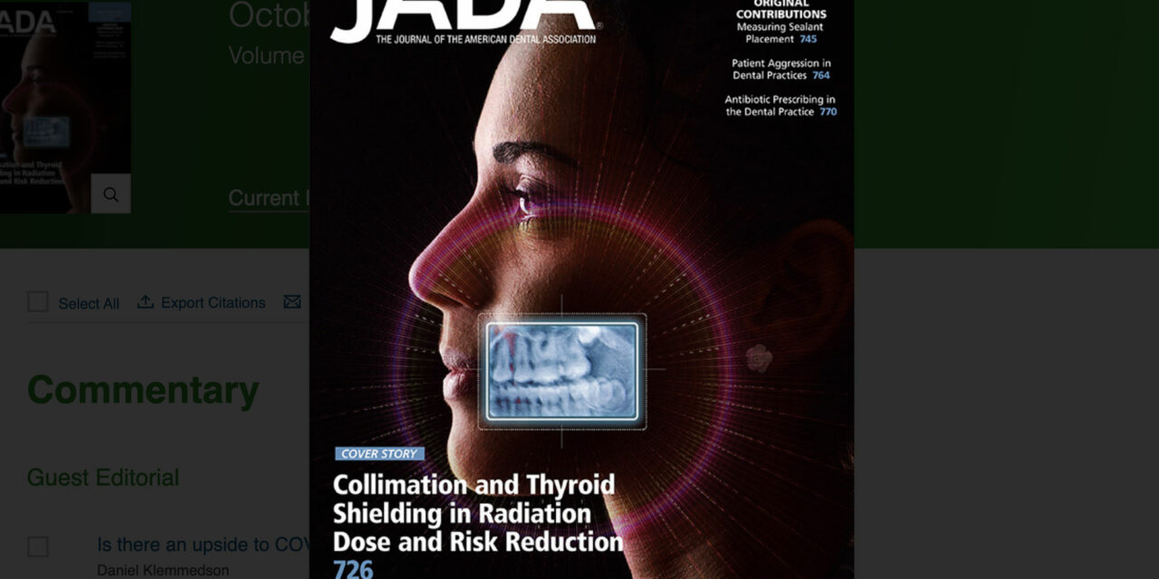 Jada Names New Editor in Chief, Dr John Timothy Wright