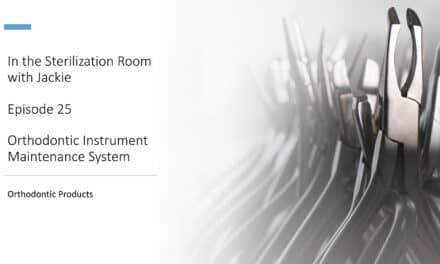Orthodontic Instrument Maintenance System