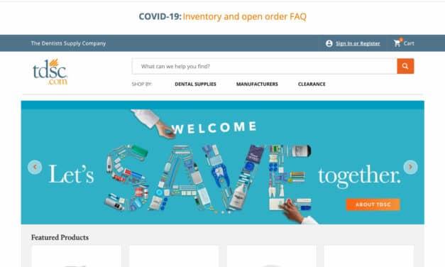 E-Commerce Site TDSC Joins Henry Schein