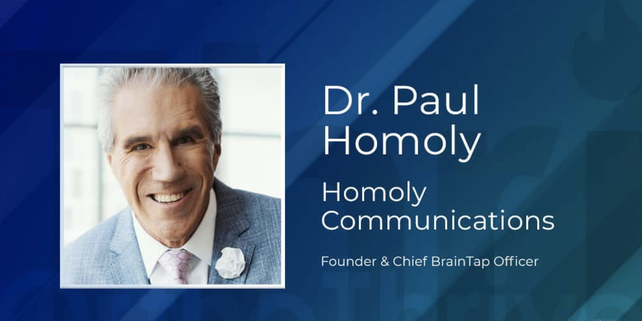 """Dr Paul Homoly Discusses """"Storyselling"""" on New OrthoThrive Episode"""