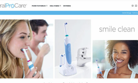 DenMat Launches New Consumer Website for Oral Health, Infection Control Products