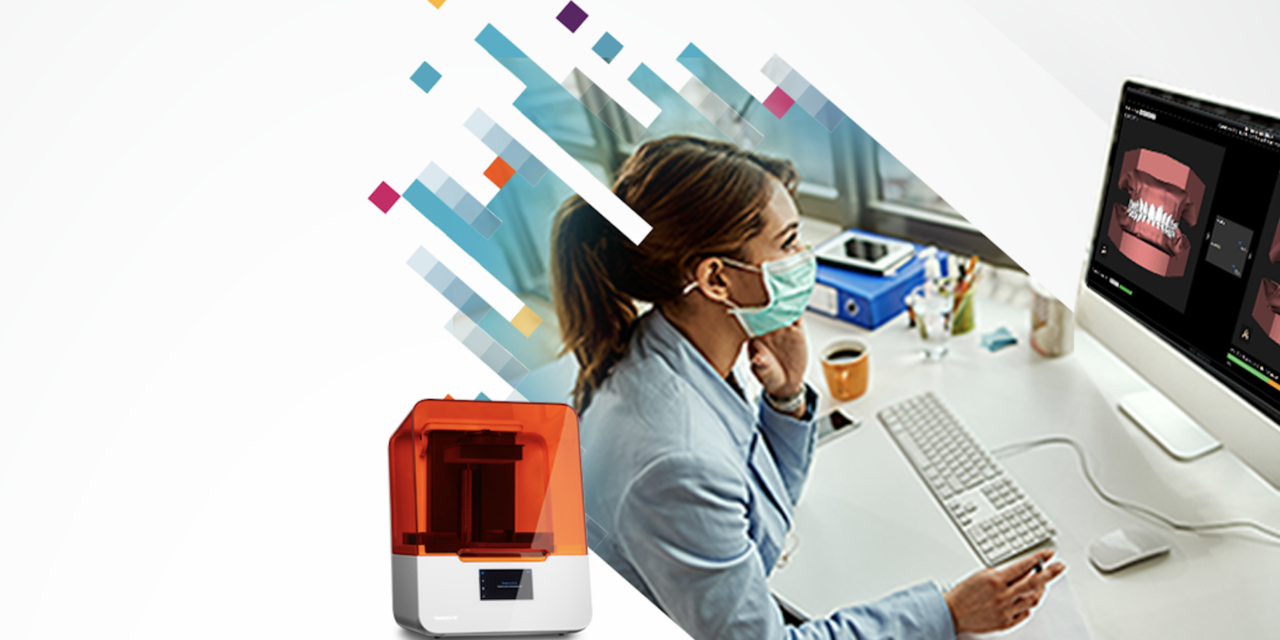 Carestream Dental Validates Formlabs 3D Printer with CS Model+ 5
