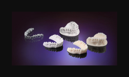 Keystone, Henkel Partnership Produces New 3D Dental Modeling Resin