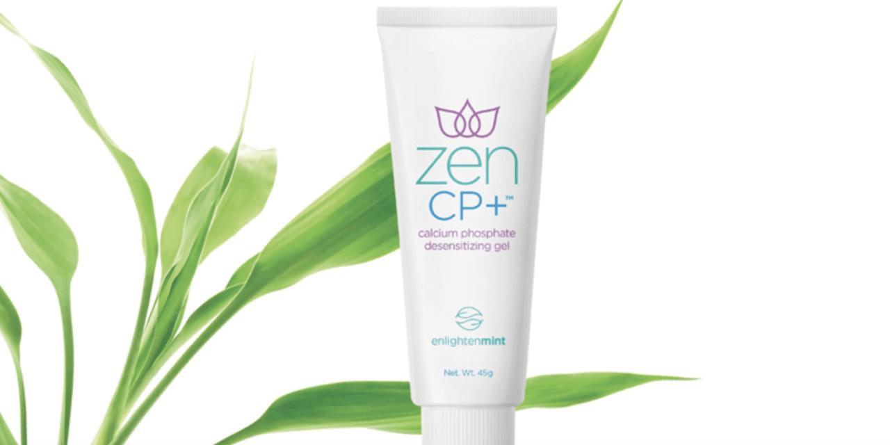 Denmat Releases Zen CP+ Desensitizing Dental Gel