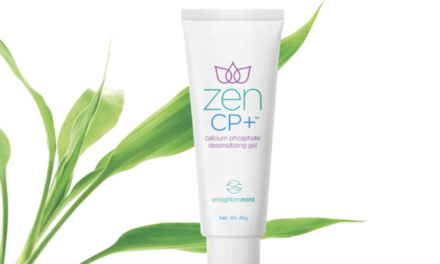 Denmat Releases Zen CP+ Desensitizing Dental Gel