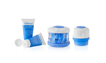 Whip Mix Offers HyGenie Removable Dental Appliance Cleaning and Storage Kit
