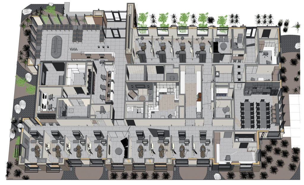 David Richter floorplan