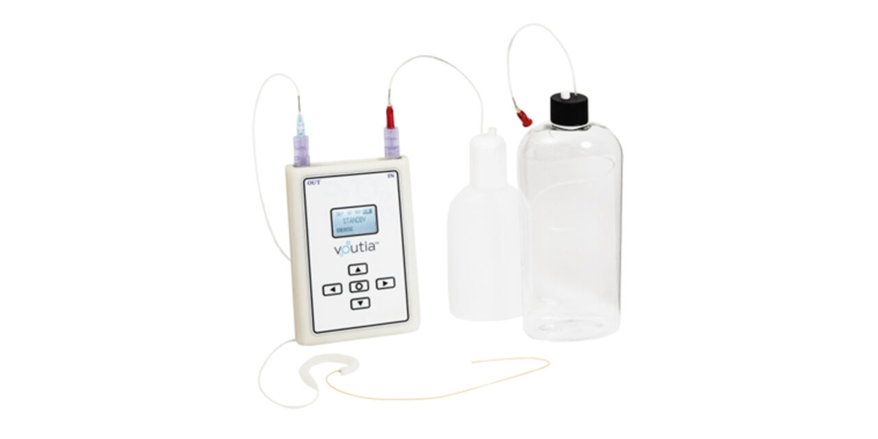 New Voutia Device Addresses Chronic Dry Mouth