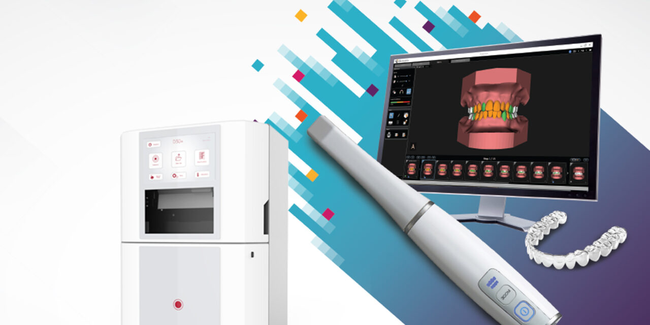 Carestream Dental Validates Rapid Share D30+ Ortho 3D Printer