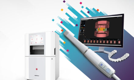 Carestream Dental Validates Rapid Share D30+ Ortho 3D Printer