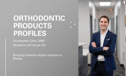 Dr Christopher Cetta: The Host of The Illuminate Orthodontic Podcast on Bringing Precision Aligner Buttons to Market