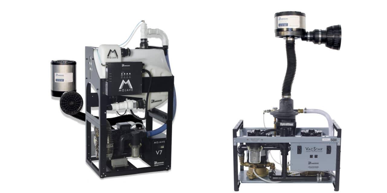 Air Techniques Debuts New Vent-Less Dental Vacuum Systems