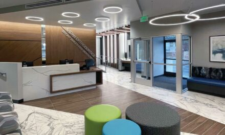 Design Showcase: From Bank to Nouveau Clubhouse