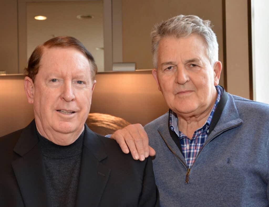 John Bennett and Richard McLaughlin