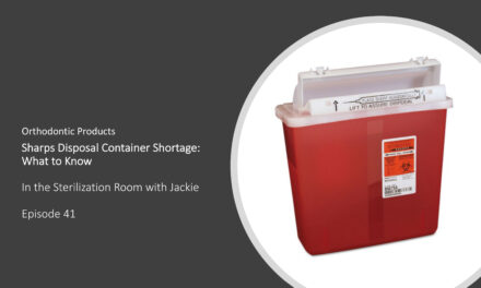 Sharps Disposal Container Shortage: What Does the Orthodontic Practice Need to Know