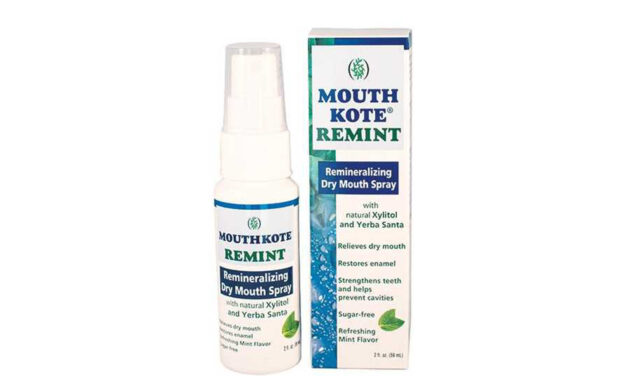 New Pre-Exam Mouth Spray Targets Coronaviruses