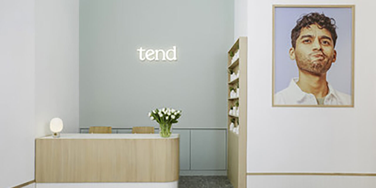 Dental Startup Tend Raises $125 Million in Series C Funding to Expand Locations