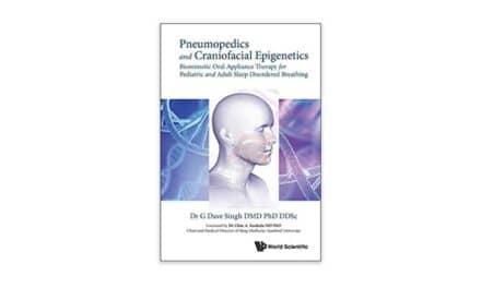 New Book Helps Dental Professionals Understand Underlying Craniofacial Conditions Affecting Sleep Health