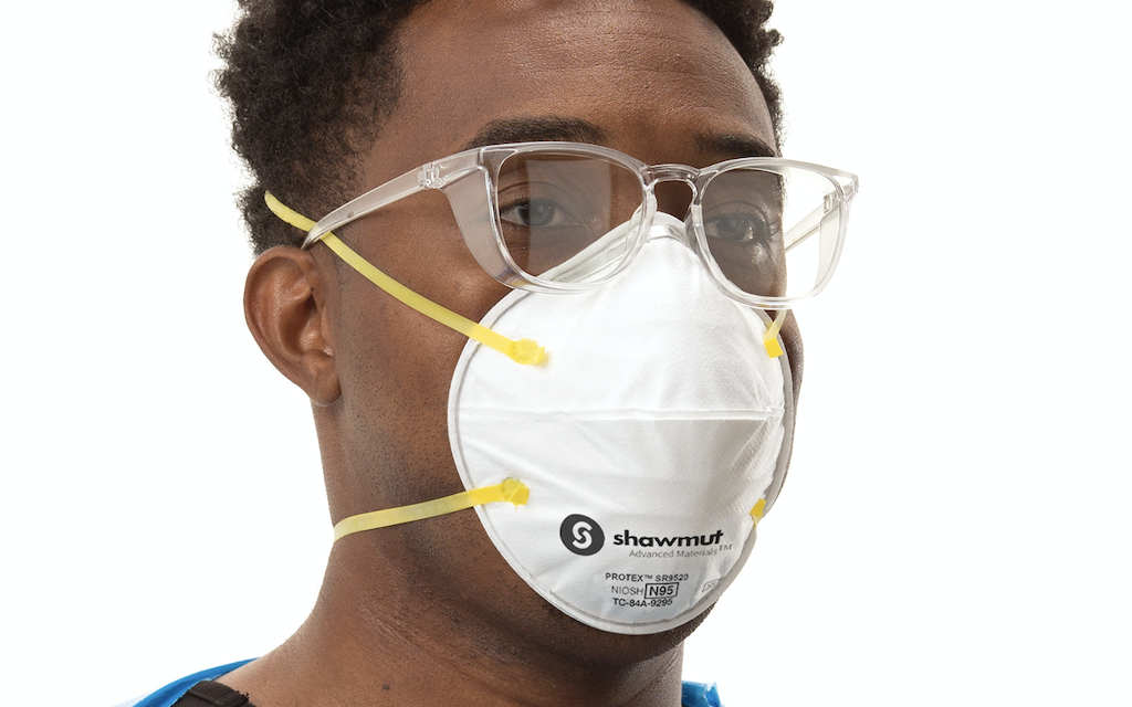 Shawmut and Massachusetts Dental Society Provide Members With American Made PPE