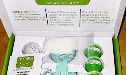 123-Align Launches Smiles for All At-Home Clear Aligner System
