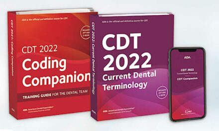 CDT 2022 Ready for Pre-Order from the ADA