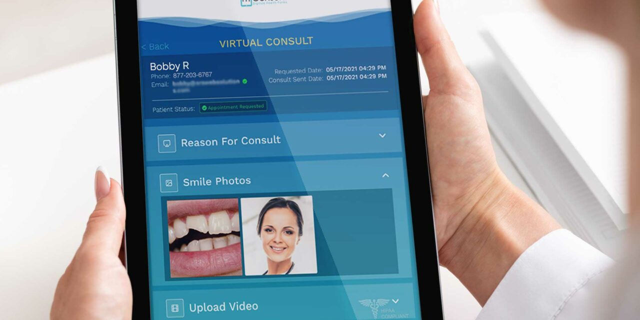 SRS Web Solutions Launches Virtual Consults for mConsent Digital Intake Platform