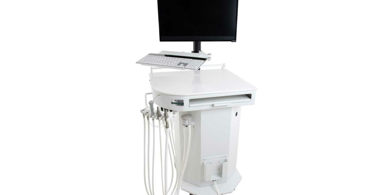 ASI Dental Offers Self-Contained Portable Dental Unit