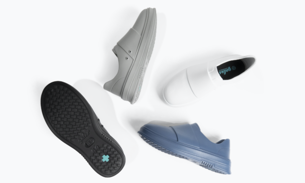 Gales Launches New Smart PPE Footwear Collection