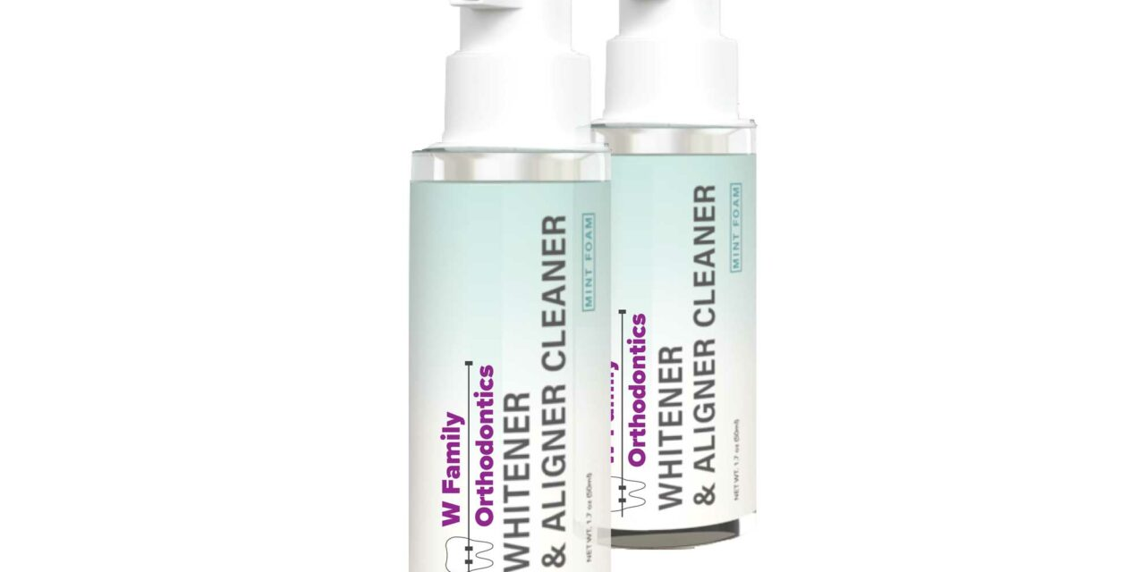 Alightener Foam Now Available with Custom Label Option for Practices