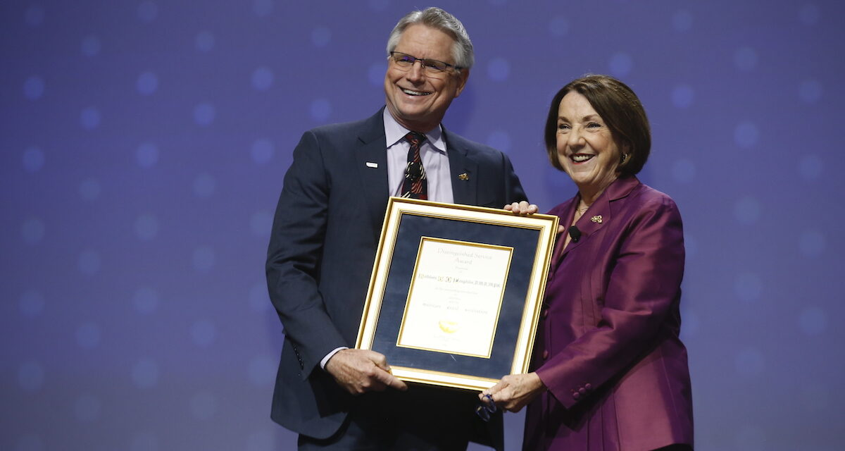 ADA Honors First Female Executive Director, Top Oral Health Official