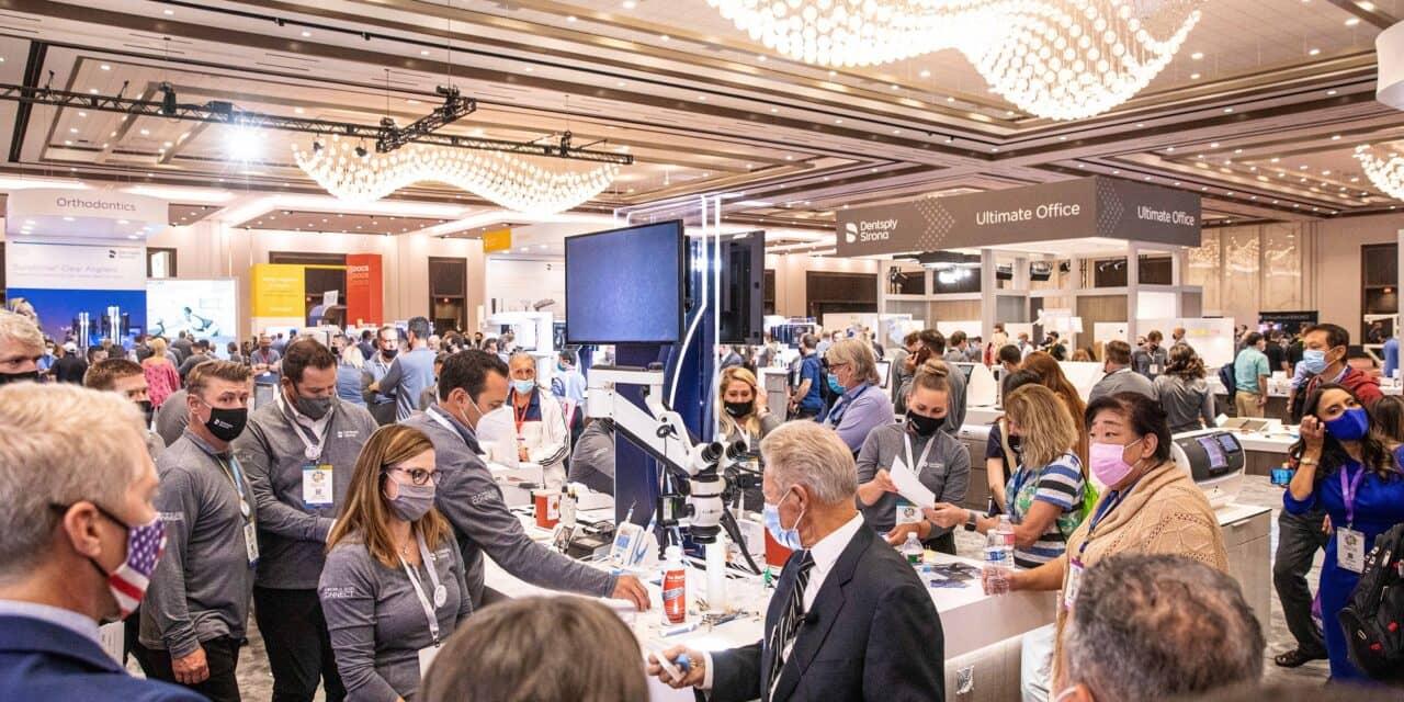 Return of Dentsply Sirona World Draws 7,000 Registrants