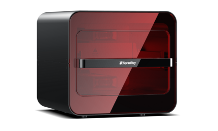 SprintRay Launches Faster Curing Solution for 3D Printing